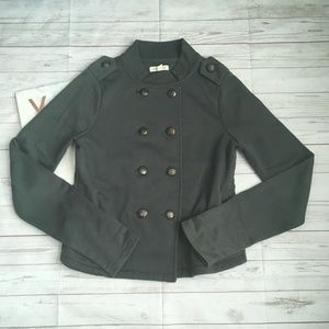 urban outfitters womens s olive green military jac